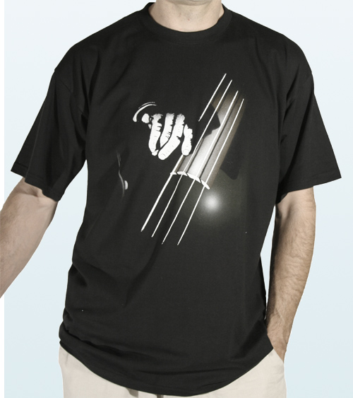 T-Shirt short sleeves DOUBLE BASS Design
