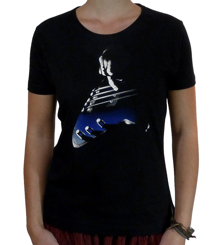 Woman Classic T-Shirt Bass